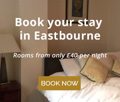 book stay in eastbourne hotel