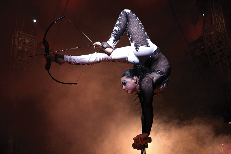 Circus Berlin in Eastbourne